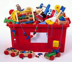 Kitchen Set Toys Box Clean Out The Clutter What To Keep Toss Or Donate Organizing