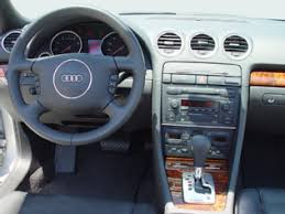 2004 Audi A4 Interior 2006 Audi A4 Convertible News Reviews Msrp Ratings With