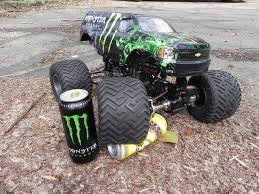 monster energy monster jam truck lets see your rc trucks monster mayhem discussion board