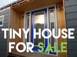 Mini Homes For Sale by 270 Sq Ft La Mirada Tiny House On Wheels For Sale 17 Best 1000