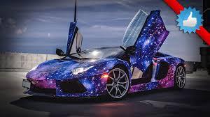 lamborghini aventador wrap canadian lamborghini aventador roadster galaxy themed wrap