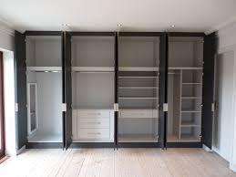 wardrobe black wardrobe closet bedroom wardrobe closet black