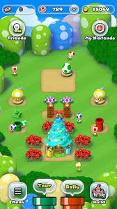 super mario run new decorations and building added to kingdom