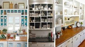 open kitchen cabinets ideas cabin remodeling best open kitchen cabinets ideas on