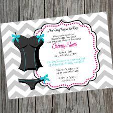 Lingerie Party Invitations Lingerie Shower Invitation Lingerie Invite Bachelorette Party