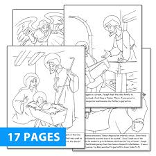 story joseph coloring pages free coloring pages joseph coat