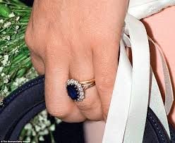 ring diana a royal told in princess diana s gems daily mail online