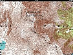 Topographical Map Of Colorado by Topo Maps About Us Topo Maps
