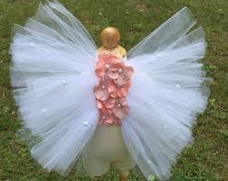 Angel Wings Halloween Costume 12 24m Angel Wings White Angel Wings Fairy Wings Baby
