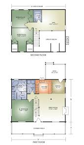Small Log Homes Floor Plans 26 Best Floor Plans Images On Pinterest Log Home Designs Log