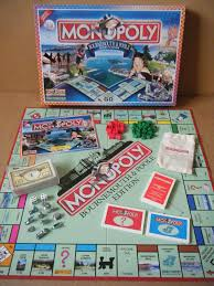 Monopoly Map Monopoly Bournemouth U0026 Poole Ltd Edition Board Game 2007 Complete