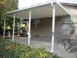 Porch Awnings For Home Aluminum Ace Awnings Patio Coversand Carports