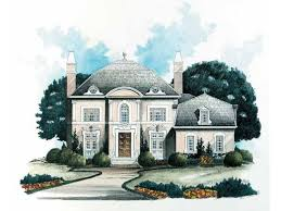 Chateau Home Plans 64 Best French Facade Images On Pinterest Architecture Facade