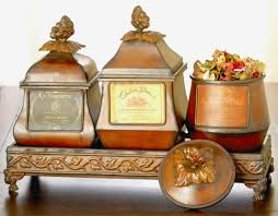 french wine label tuscan decor boxes canister set tray home