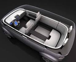 Mitsubishi I Interior Mitsubishi Ez Miev Concept Cars Diseno Art
