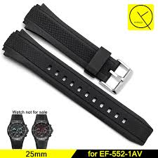 man rubber bracelet images Silicone bracelets durable stainless pin buckle straps for casio jpg