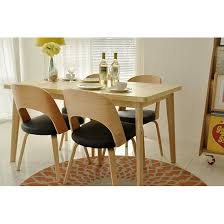 Birch Dining Chairs Scandinavian Modern Style Furniture Dodge Japanese Restaurant 1400