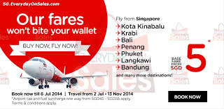 airasia bandung singapore 30 jun 6 jul 2014 airasia singapore buy now fly now air fares