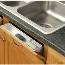 Best False Sink Front Images On Pinterest Kitchen Ideas - Kitchen sink drawer