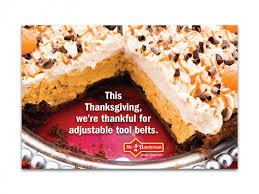 matthew luhrs mr handyman thanksgiving direct mail card
