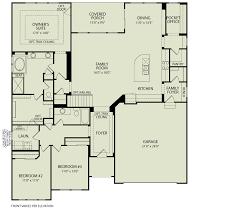 drees home floor plans hartwell 103 drees homes interactive floor plans custom homes