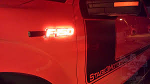 Ford F150 Truck Decals - 2009 2014 f150 recon illuminated side emblems 264282
