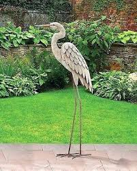 Bird Garden Statues Impressive Bird Statues Garden Decor