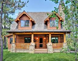 rustic mountain cabin cottage plans plan 11549kn 2 bed rustic retreat or three architectural