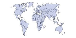 free world maps maps free major tourist attractions maps