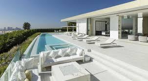 design a mansion opulent modern estate offers impressive views downtown la