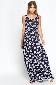 daisy printed maxi dress just 5