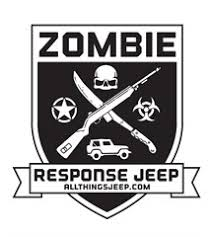 jeep decals all things jeep zombie response jeep decal