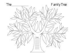 printable free family tree template free family tree templates word excel template lab free coloring