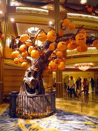 disney cruise line expands halloween and christmas entertainment
