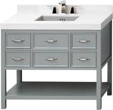 42 inch bathroom vanities cabinets qualitybath