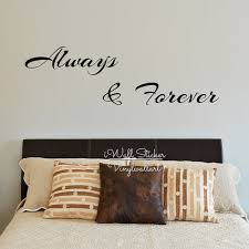 compare prices on forever quotes online shopping buy low price always forever wall sticker love quote wall sticker cut vinyl removable wall decal creative family