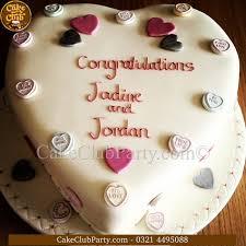 engagement cakes engagement cake ec 004