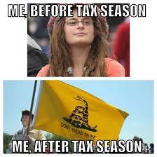 Tax Meme - it happens every tax season meme guy
