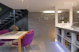 cuisine blanche mur deco mur en cool design pour la cuisine et comment faire