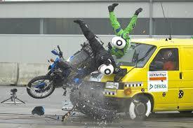 si e auto crash test perché si fanno i crash test alle moto sicurmoto it