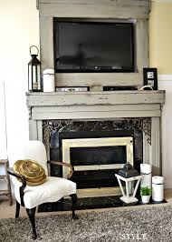 pictures painted mantels best painted fireplace mantels u2013 all