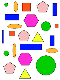 worksheet shapes range shapes worksheets teaching ideas