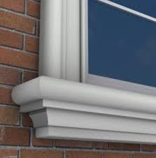 Trim Styles by Exterior Window Molding Styles Exterior Window Molding Trim Ideas
