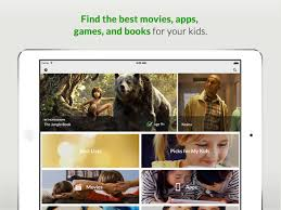 kids media reviews of movies games tv apps books websites
