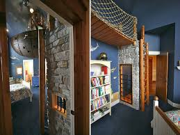 Pirate Themed Kids Room by 22 Creative Kids U0027 Room Ideas That Will Make You Want To Be A Kid