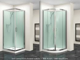 Bathroom Shower Units Showers Enclosures Dkbglasgow Fitted Kitchens Bathrooms East