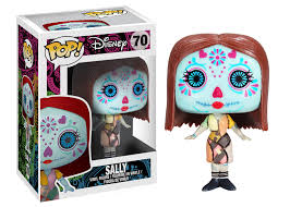 pop disney nightmare before day of the dead sally