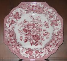 a china plate my blessed home