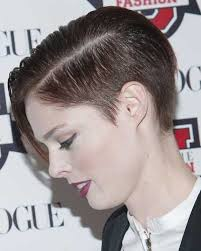 haircuts with longer sides and shorter back short haircut with long fringe purdy hair pinterest long