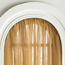 Arch Windows Decor Window Curtains Ideas Of Curtains Curtain Rods For Arched Windows